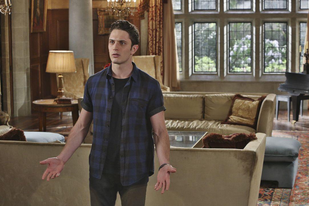 Wie die Mutter, so der Sohn: Als die Polizei sich ankündigt, macht Ethan (Colin Woodell) einen Deal ... - Bildquelle: 2014 ABC Studios