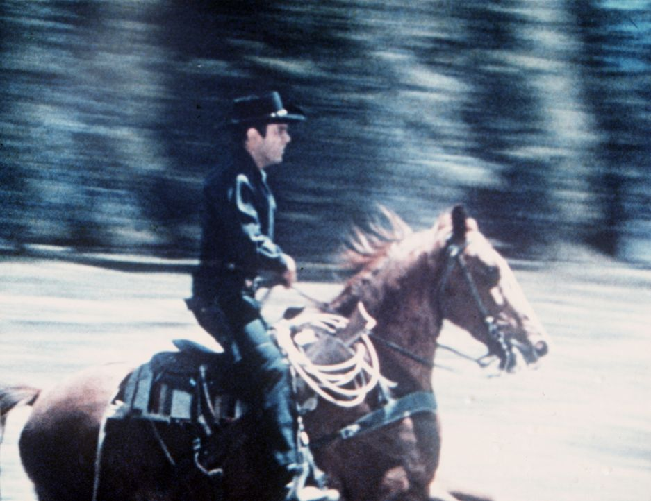 Beim Sheriff in Virginia City wird der stadtbekannte 'Bruder Leichtsinn' Jamie Wrenn des Raubmords beschuldigt. Hoss wird als Geschworener in die Ju... - Bildquelle: Paramount Pictures