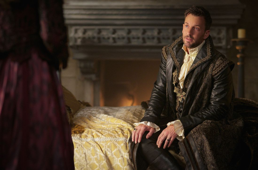 Werden Narcisse (Craig Parker) und seine Ratsbrüder wirklich Catherine auf den Thron erheben? - Bildquelle: Sven Frenzel 2015 The CW Network, LLC. All rights reserved.