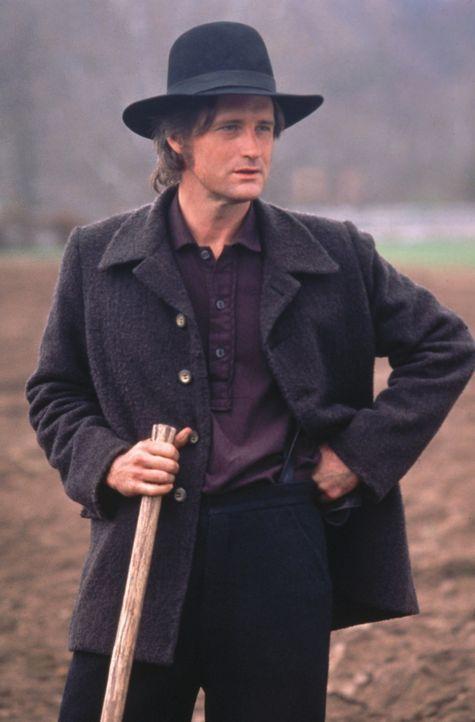 Orin Meecham (Bill Pullman) hat sich bereits als Gutsbesitzer und Ehemann von Laurel Sommersby gesehen, bis der vermisst Geglaubte heimkehrte, doch... - Bildquelle: Warner Bros.