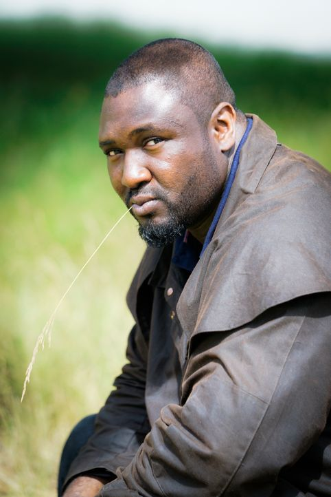 Die Tierwelt scheint gerettet. Doch wird Abrahams (Nonso Anozie) Baby jemals das Licht der Welt erblicken? - Bildquelle: Shane Harvey 2016 CBS Broadcasting Inc. All Rights Reserved.
