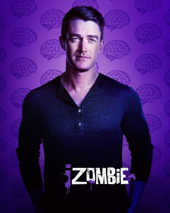 (2. Staffel) - Major (Robert Buckley) wird immer weiter in die Machenschaften der Zombies und der Zombiebekämpfer gezogen - und alles, weil das Heil... - Bildquelle: 2015 Warner Brothers