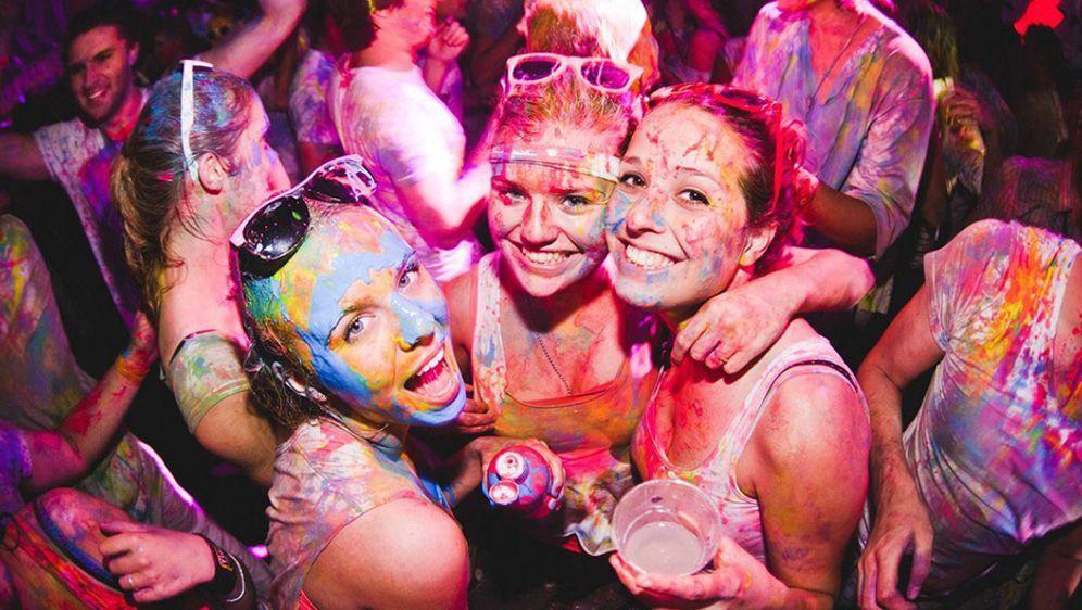 Neonsplash Paint Party