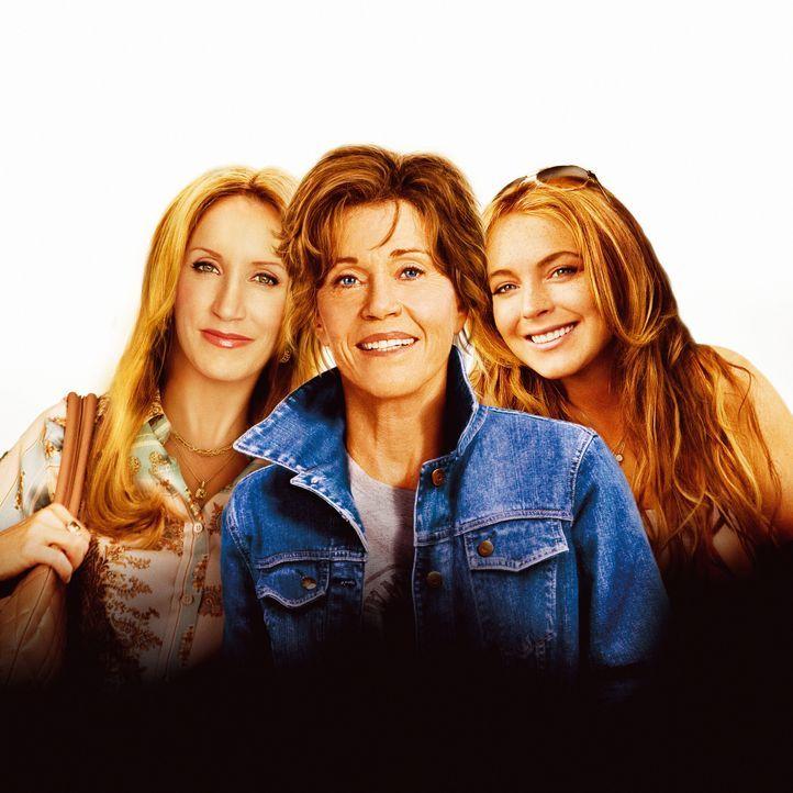 Georgias Gesetz - Artwork - mit (v.l.n.r.) Felicity Huffman, Jane Fonda und Lindsay Lohan - Bildquelle: Morgan Creek International