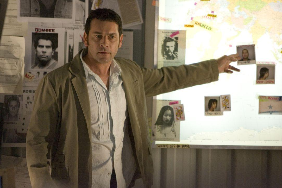 Ian Breckel (Robert Mammone) hat das ultimative TV-Konzept entwickelt: Zehn verurteilte Killer werden auf einer abgelegenen Insel ausgesetzt und kä... - Bildquelle: 2007 WWE Films, Inc. All Rights Reserved.