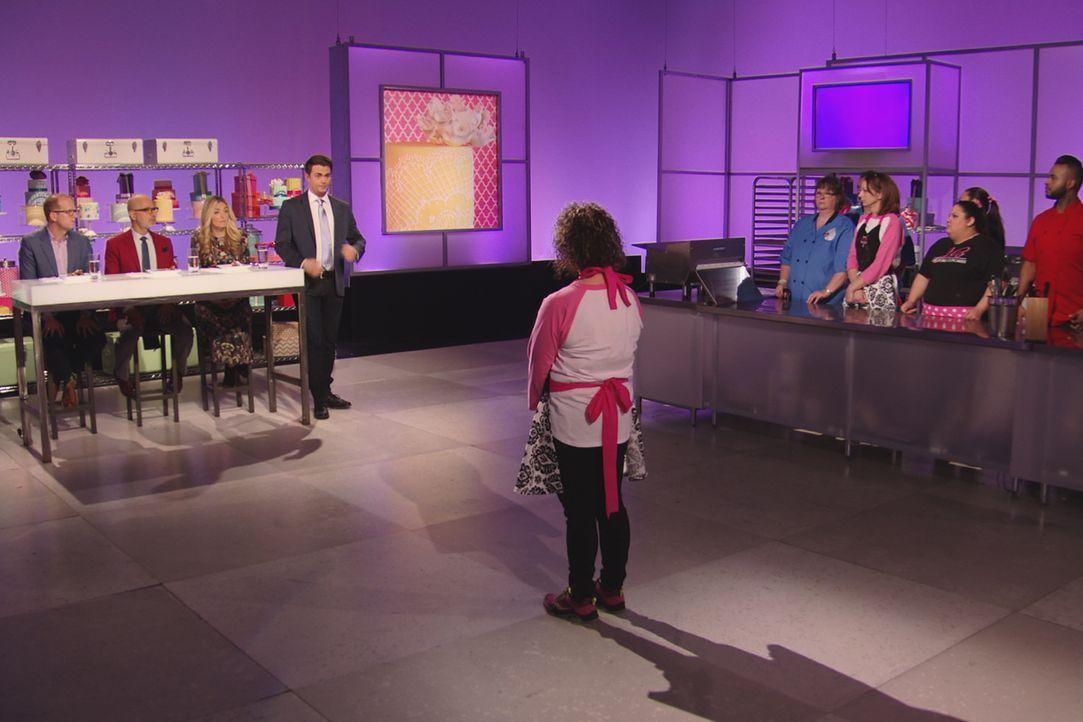 """Zur Eröffnung der neuesten Achterbahn-Attraktion """"Cobra's Curse? im Ver... - Bildquelle: 2017,Television Food Network, G.P. All Rights Reserved"""