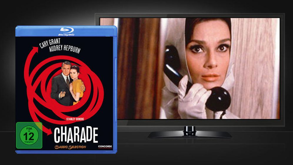 Charade (Blu-ray Disc) - Bildquelle: Concorde Home Entertainment