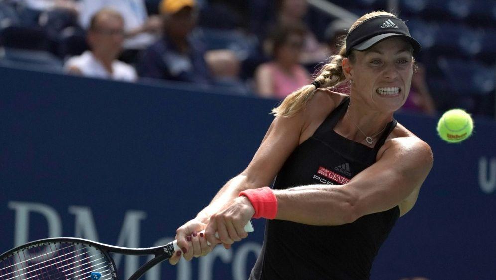 Angelique Kerber ist beim WTA-Finale in Singapur dabei - Bildquelle: AFPSIDKENA BETANCUR