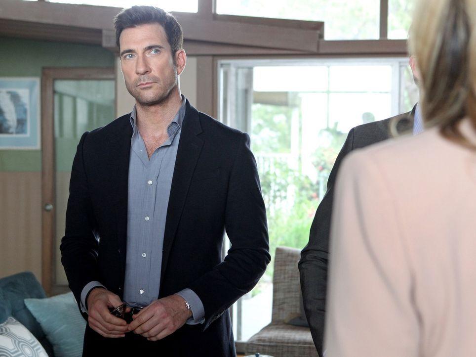 Ein neuer Fall beschäftigt Jack (Dylan McDermott) und seine Kollegen ... - Bildquelle: Warner Bros. Entertainment, Inc.
