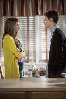 The Secret Life Of The American Teenager - Hat die Beziehung von Amy (Shailen...