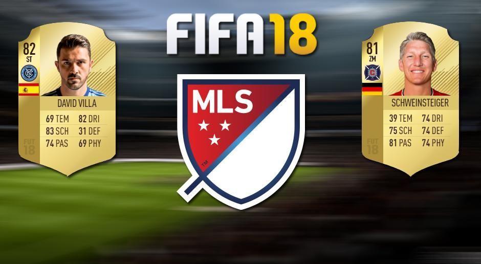 Fifa 18 Die Top Elf Der Major League Soccer
