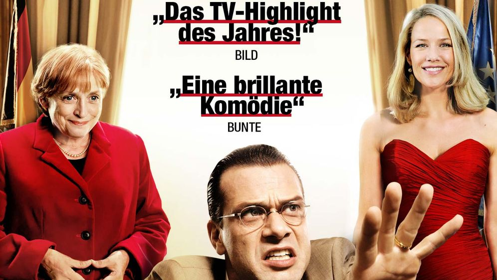 """Der """"Minister"""" auf DVD oder Blu-ray"""
