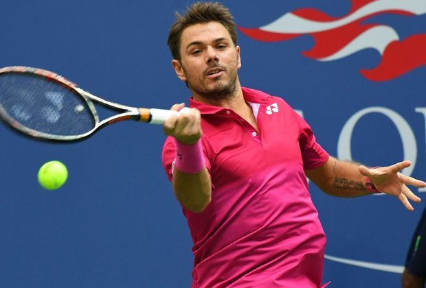 US-Open-Sieger Wawrinka für Finale qualifiziert