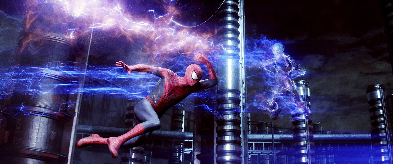 the-amazing-spider-man-2-02-Sony-Pictures - Bildquelle: ™ & ©2014 Marvel. ©2014 CPII. All Rights Reserved.