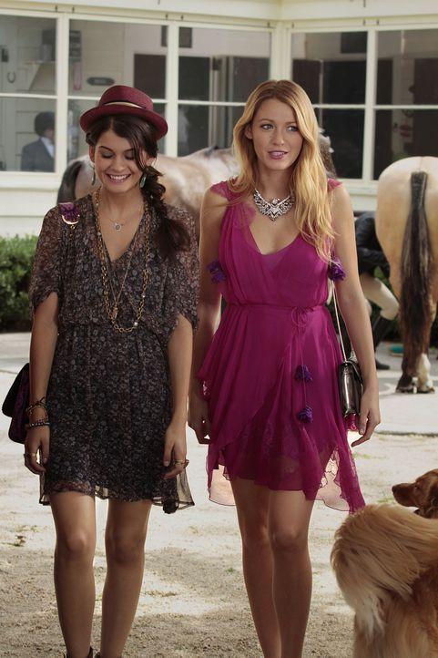 Sage und Serena - Bildquelle: Warner Bros. Television