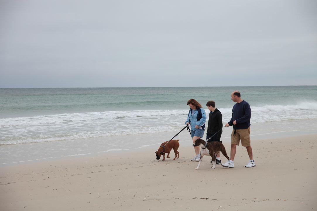 Wird das Budget von Peggy (l.) und Don (r.) reichen, um sich ihr Traumhaus am Strand von Perdido Key kaufen zu können? - Bildquelle: 2014,HGTV/Scripps Networks, LLC. All Rights Reserved