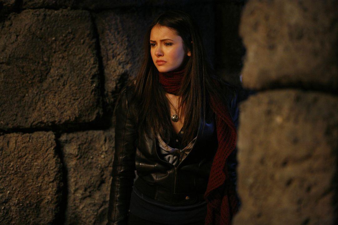 Elena Gilbert ist am Ende ihrer Kräfte - Bildquelle: Warner Bros. Entertainment Inc.