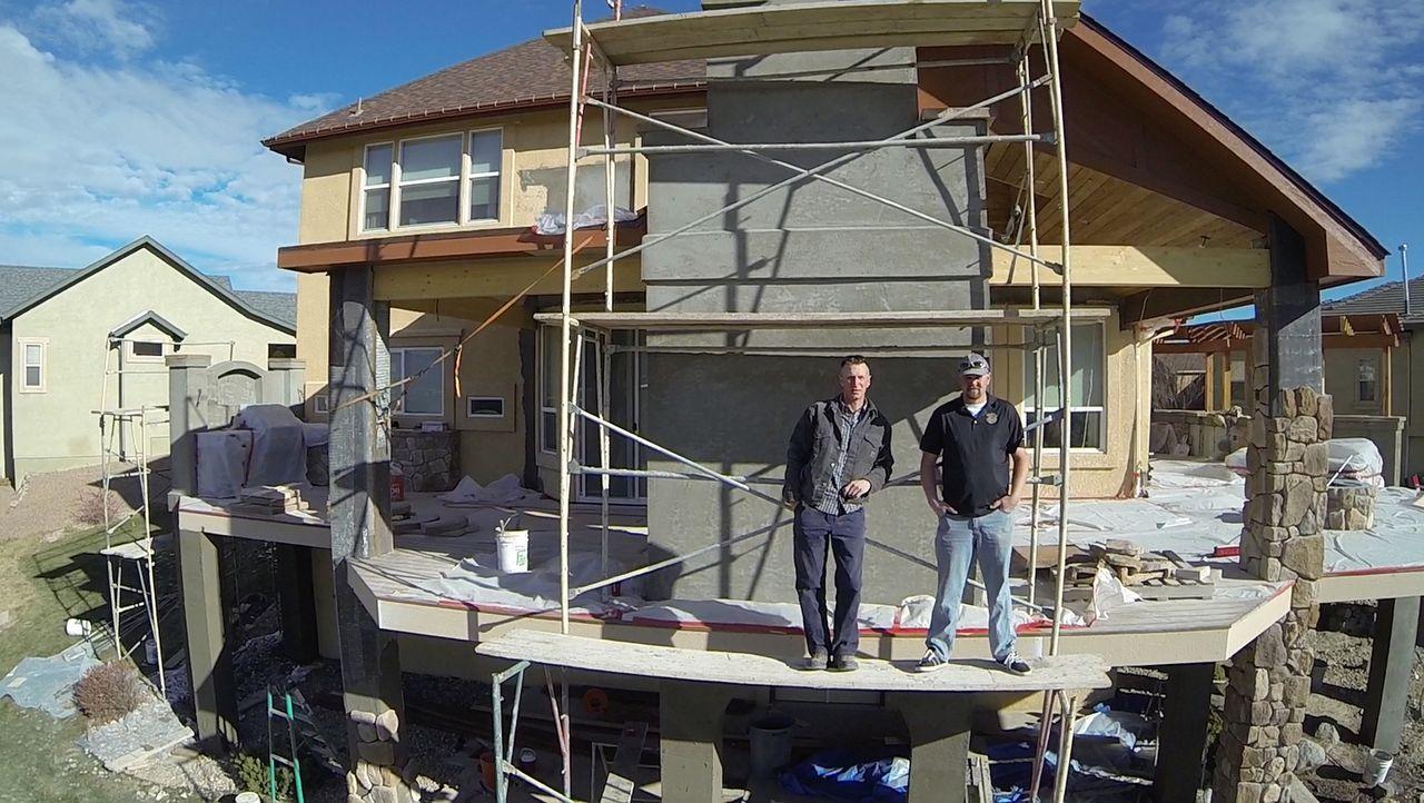 Für ein ganz bestimmtes, innovatives Unternehmen in Colorado ist der Terrassenbau reine Kunst. Das Team schafft unter anderem mithilfe von Unterhalt... - Bildquelle: 2017, Scripps Networks, LLC. All Rights Reserved.