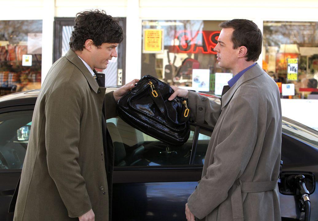 Ermitteln in einem neuen Fall: Ned Dorneget (Matt Jones, l.), Agent auf Probe und McGee (Sean Murray, r.) ... - Bildquelle: CBS International Television (ehem: Paramount Pictures International)