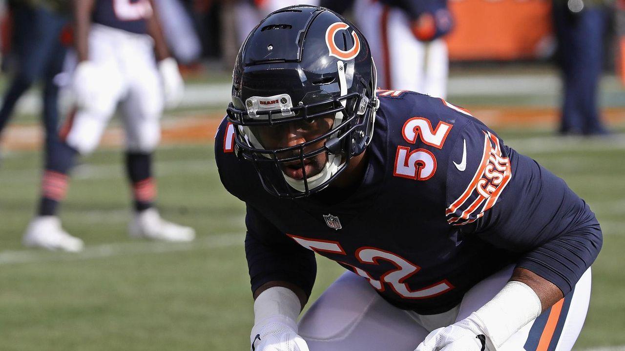 Outside Linebacker: Khalil Mack (Chicago Bears) - Bildquelle: Getty