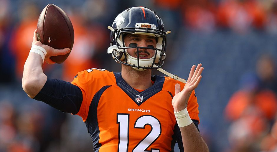 Platz 7: Denver Broncos - Paxton Lynch - Bildquelle: 2017 Getty Images