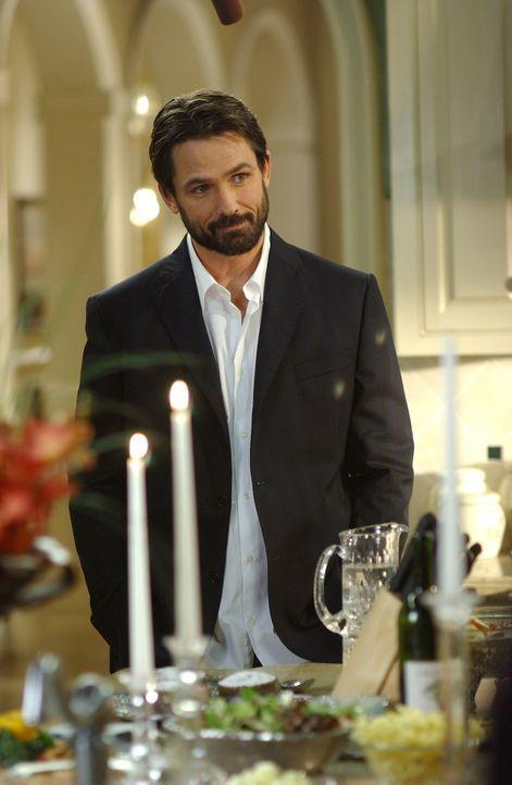 Kirsten erfährt von Carter (Bill Campbell), dass dieser Newport verlassen wird. Er hat einen neuen Job angeboten bekommen und wird nach New York zi... - Bildquelle: Warner Bros. Television