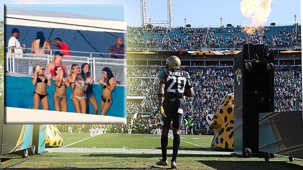 Jacksonville Jaguars - Bildquelle: 2017 Getty Images