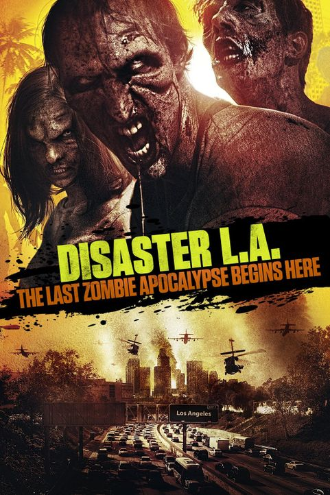 DISASTER L.A. - Artwork - Bildquelle: Warner Bros. All Rights Reserved.
