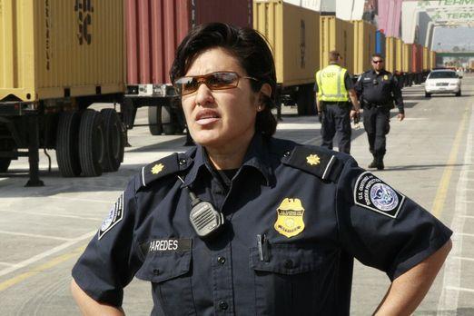U.S. Border Patrol - Einsatz an der Grenze - Diese Dokumentation begleitet di...