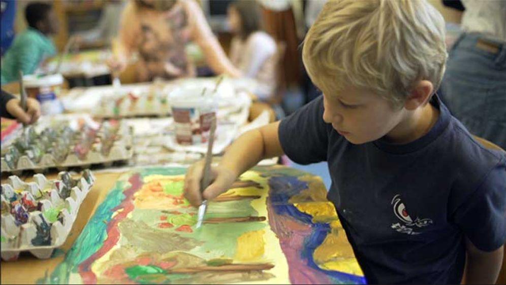 Kunst macht Schule
