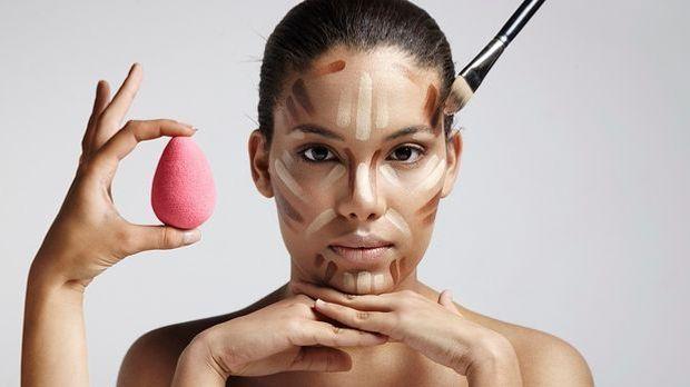 Der neue Make-up Trend: Contouring & Highlighting