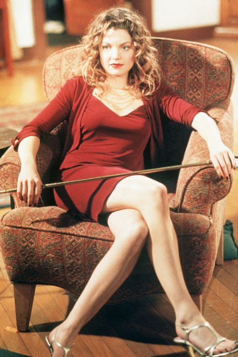 Es stellt sich raus, das Glory (Clare Kramer) eine Göttin ist. - Bildquelle: TM +   2000 Twentieth Century Fox Film Corporation. All Rights Reserved.