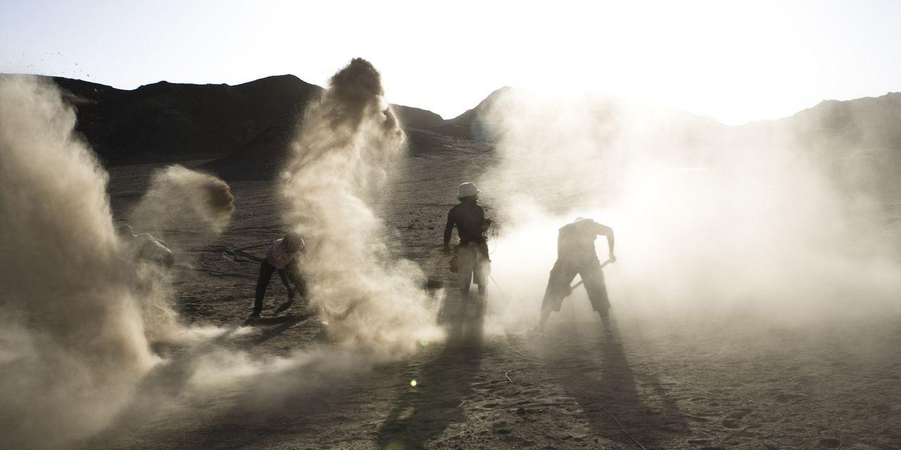 Hitze, Kälte und Sandstürme: Die Wüste stellte das Drehteam auf eine harte Probe. - Bildquelle: Olaf R. Benold ProSieben