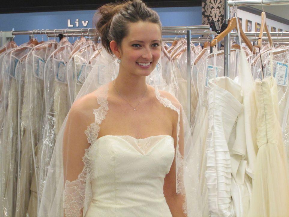 Finden Kristy, Laura und Rheva bei Vows ihre Traumkleider? - Bildquelle: TLC