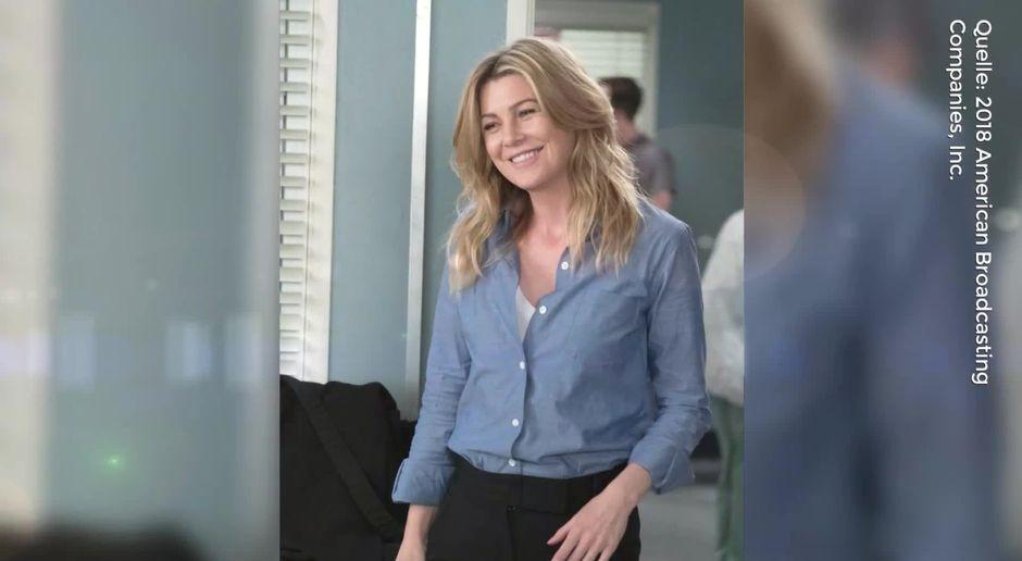 Greys Anatomy Staffel 15 Mit Ihm Landet Meredith Im Bett