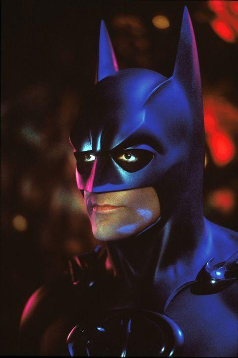 Batman (George Clooney) will Gotham City vor den Bösewichten Mr. Freeze und Poison Ivy beschützen. - Bildquelle: Warner Bros. Pictures