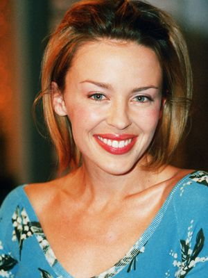 Kylie im März 1998 - Bildquelle: AFP