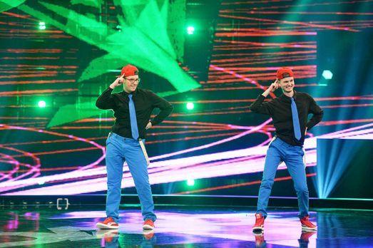 Got-To-Dance-Marlon-VikBreaker-02-SAT1-ProSieben-Willi-Weber - Bildquelle: SA...