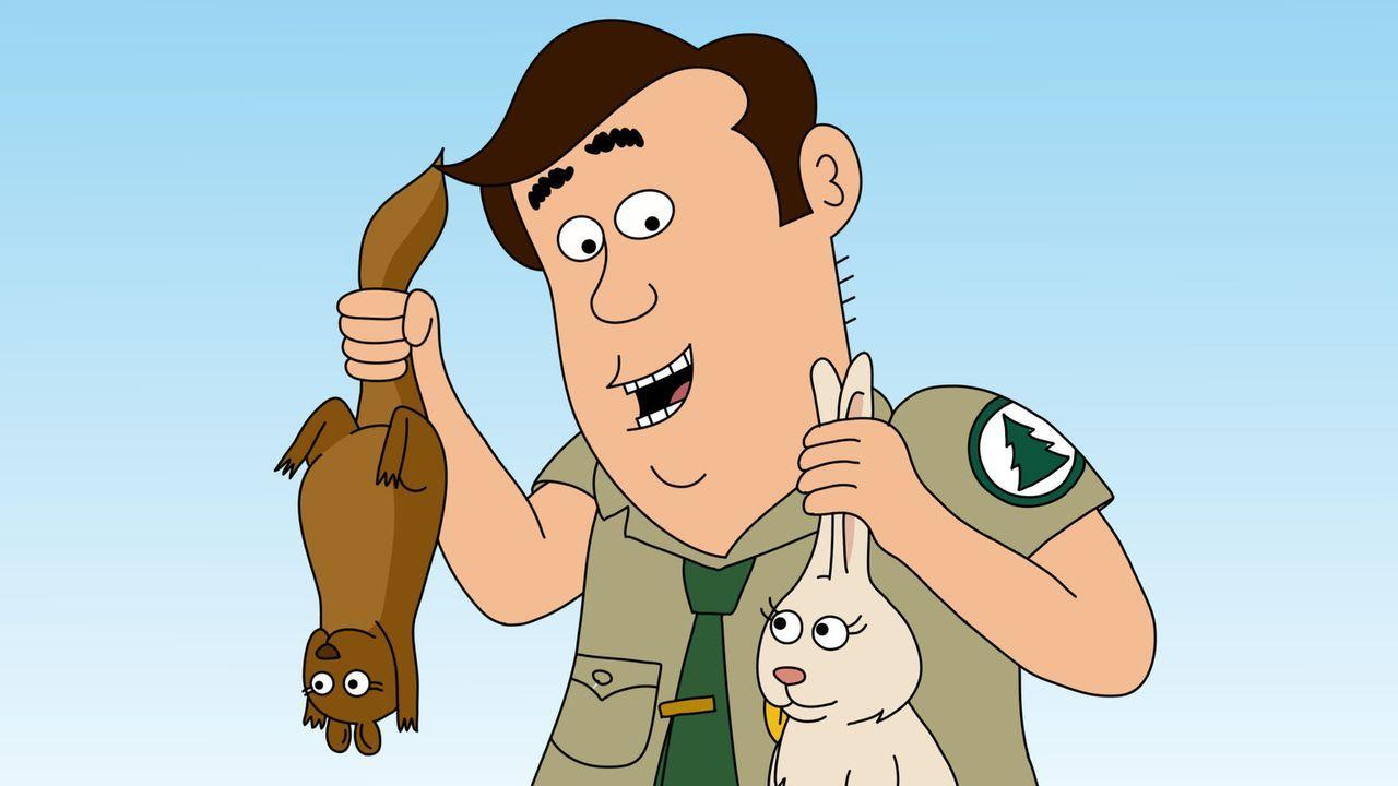 Eichhörnchen oder Kaninchen? Steve nimmt die goldene Mitte ... - Bildquelle: 2012 Twentieth Century Fox Film Corporation and Comedy Partners. All rights reserved.