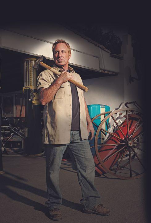 (1. & 2. Staffel) - Rick Dale macht in Las Vegas aus alten Dingen, die irgendwo auf dem Dachboden vor sich hin verrotten, wieder antike Schmuckstück... - Bildquelle: Scott Gries 2010 AETN