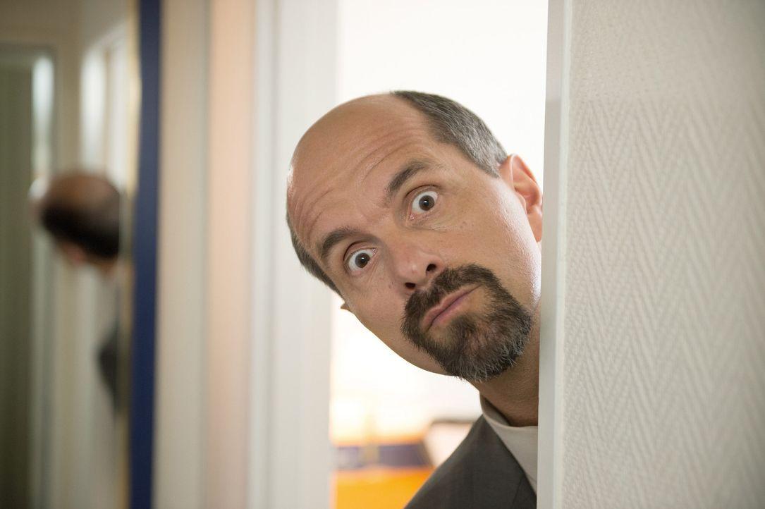 """""""Die tragenden Wände im Leben eines Mannes stehen doch im Büro."""" Als das Gerücht rumgeht, dass die Schließung der Filiale bevorsteht, besteht die ei... - Bildquelle: Willi Weber Brainpool"""