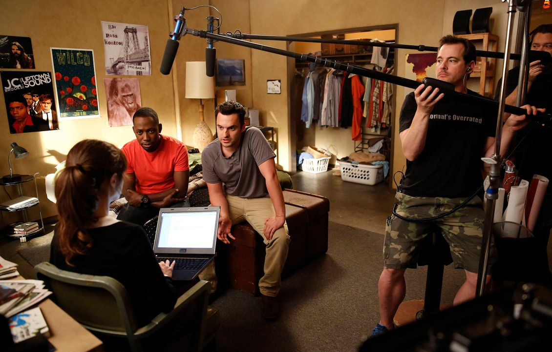 New Girl Behind The Scenes20 - Bildquelle: 20th Century Fox Film Corporation. All rights reserved