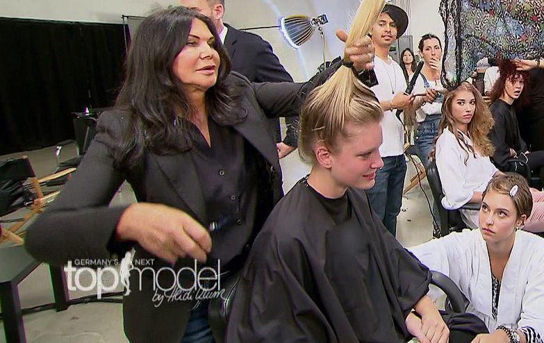 GNTM-11-Sendung4_038 - Bildquelle: ProSieben