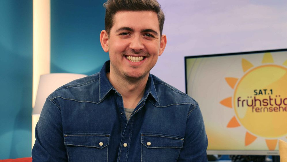 Nackt chris wackert German presenter