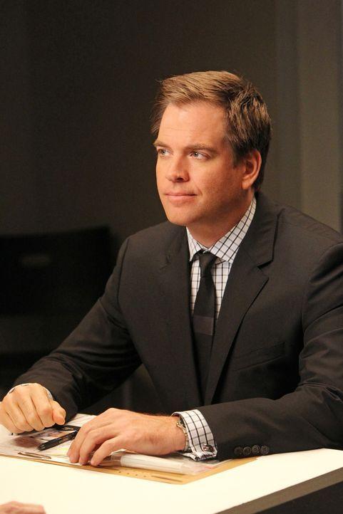 Bei den Ermittlungen in einem neuen Fall: DiNozzo (Michael Weatherly) ... - Bildquelle: CBS Television