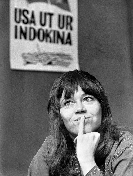 Jane Fonda - Bildquelle: AFP
