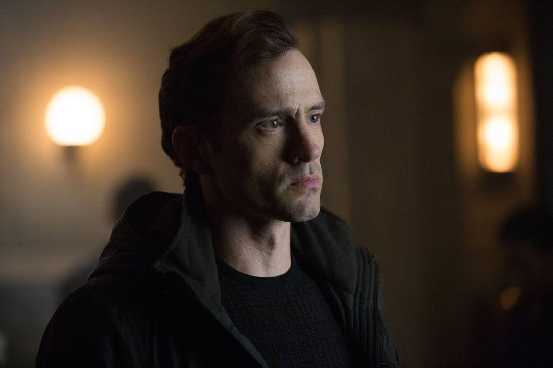Victor Fries alias Mr. Freeze (Nathan Darrow) treibt in Gotham sein Unwesen. Gordon und Bullock ermitteln ... - Bildquelle: Warner Brothers