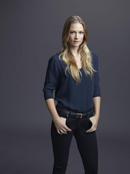 """(10. Staffel) - Stets im Einsatz für die Gerechtigkeit: Jennifer """"J.J."""" Jareau (A.J. Cook) ... - Bildquelle: Cliff Lipson ABC Studios"""