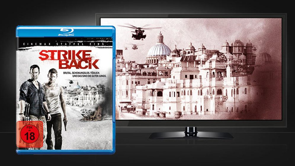 strike-back-warner 820 x 461 - Bildquelle: Warner Home Entertainment
