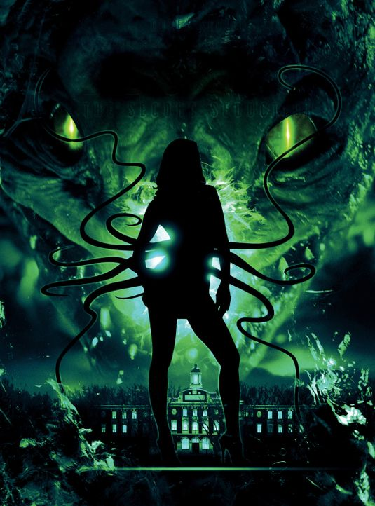 "Todes-Date 2 - Artwork - Um sich die Zeit bis zur Abschlussprüfung ein wenig angenehmer zu gestalten, starten einige Studenten ein ""besonderes"" Spi... - Bildquelle: 2006 Alien Girls Films Ltd. and Decoys Productions Inc. All Rights Reserved."